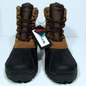 Men's Weatherproof Thermolite Leather Boots